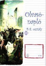 Olvasónapló 4-8. osztály (mesefüzet)