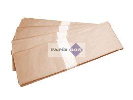 Háztartási csomagolópapír 5 íves 80x120cm középfinom barna színű